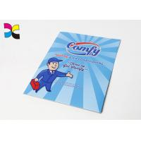 Buy cheap Hot Stamping Printed Hard Cover File Folder With Coated Art Paper Material Eco - Friendly product