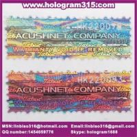 Buy cheap Popular hologram label product