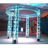 Buy cheap Party DI Aluminum Stage Lighting Truss ARC / Ladder / Triangular / Square Shape product