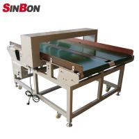Quality Super Width broken Needle Metal Detector Machine needle inspection machine for sale