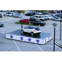 Buy cheap Wedding Event 4X4 Stage Platform , Economical Aluminum Stage Platforms from Wholesalers
