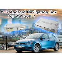 Buy cheap 2014-2017 VW Golf 7 (MIB) Car GPS Navigation System with Mirrorlink, Android 6.0 Video Interface product