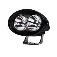 Buy cheap Blue Forklift Led Light Warehouse Safety Warning Lamp Spot Offroad Race 10W 9 from wholesalers