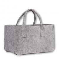 Buy cheap Multi - Purpose 3mm Felt Tote Bag Durable For Shopping / Promotion / Retailing product