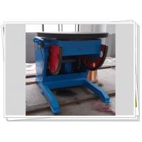 Buy cheap Elbow Shaft Welding Rotary Positioner Robust Structure Stable Performance product