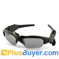 Buy cheap MP3 Player Sunglasses with Bluetooth - 4GB product