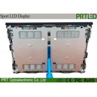 Buy cheap Football Basketball Ground LED Sports Display High Resolution P5 Screen product