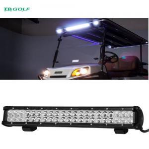 Buy cheap Universal Golf Cart Led Light Bar / Golf Cart Spare Parts WX-CC-001L product