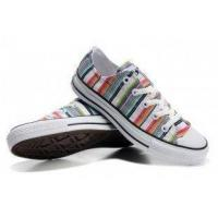 Buy cheap Casual Paint Designer Colorful Stylish Designer Casual Paint Stylish converse shoes walking sport sh product