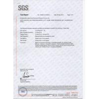 DONGGUAN CREATIVE PACKING PRODUCTS CO.,LTD Certifications