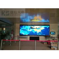 Buy cheap Energy Saving Full Color SMD LED Screen Advertising High Brightness IP43 MBI5124 product