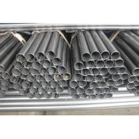 Buy cheap JIS G3472 Welded Round ERW Steel Tube Thickness 30 mm For Automobile Structural product