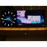 Buy cheap Advertising P7.62 150 fps indoor led stage screen , led billboard display 32 * 16dots product