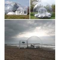 PVC Transparent Inflatable Event Tent , Diameter 3 m Bubble Tent