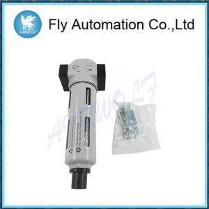 Buy cheap Minimal Pressure Air Compressor Filter Regulator Semi Automatic 1/4