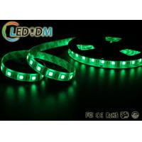 China 72W 60 LEDs/m 5050 RGB LED Strip Lights Low Voltage DC12V 14.4W/M RGB on sale
