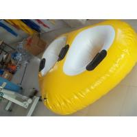 Buy cheap Durable 0.9mm Plato PVC Tarpaulin Inflatable Water Parks Equipment for Summer product