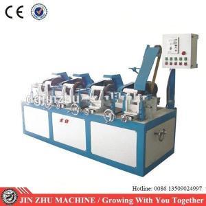 China 4kw*4 Stainless Steel Tube Polishing Machine 10-80mm Pipe Diameter on sale