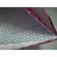 Buy cheap Waterproof Pink Poly Bubble Mailers For Online Shopping Store 165x255 #B6 product