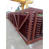 Buy cheap Steel Coal Boiler Stack Economizer Excellent Anti Wear Performance product