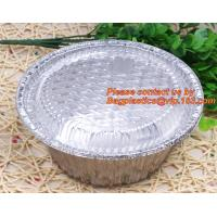 Buy cheap disposable food packaging aluminum foil container, tray, box Customised food Aluminum Foil, bakery box, bakery container product