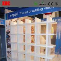 Buy cheap Rotational Molding LED Cabinet Hollow Structure Wine Rack For Events product