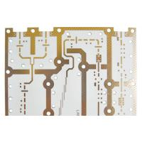 Buy cheap High Frequency Rogers 2-layer PCB product