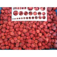 Buy cheap IQF Frozen Strawberry Dice product