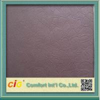Buy cheap OEM Multi Color High Abrasion PVC Artificial Leather For Funiture Upholstery product