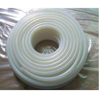 Buy cheap PMS Color Food Grade Silicone Tubing , Non Toxic Flexible Rubber Hose For Drinking product