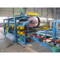 Buy cheap EPS Sandwich Panel Production Line 28KW For Insulation Panel product