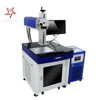 China Acrylic Semiconductor Laser Marking Machine , Blue Fabric Laser Marking Machine on sale