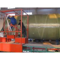 Buy cheap GRP Tank Production Line from Wholesalers