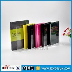 Buy cheap custom Acrylic Book/ Magazine/ Leaflet/ Literature Dispenser Holder for wholesale product