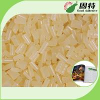 Buy cheap Good Flow Ability and Bonding Strength and Less Odor Hot Melt Adhesive for Bookbinding product