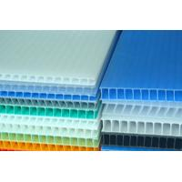 Buy cheap Industry Coroplast Corrugated Plastic Sheets 4x8 PP Hollow product