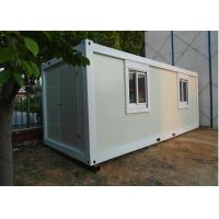 China Vertical Connection Container Modular Housing Waterproof For Large - Scale Events on sale