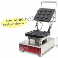 Buy cheap Small Food Industry Machines Desert Egg Tart Machine 201 Stainless Steel Material product