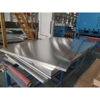Buy cheap Aluminum Plain Sheet 1100 Grade Aluminum Metal Size 1220 X 2440 X 1mm Thick product