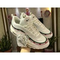 Buy cheap Nike Air Max 97 in white nike shoes for overpronation product