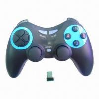 Buy cheap Wireless PC Game Controller with Mini Dongle Receiver product