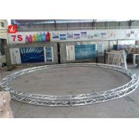 Buy cheap 6m Outer Diameter Bolt Circle Curved Aluminum Lighting Truss For Party / Concert from Wholesalers