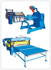 Buy cheap Electric Strip Steel 6.0mm Cut To Length Machine product