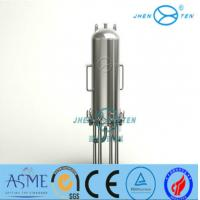 Buy cheap Lenticular Disk Filter Stainless Fermentation Tank for Beer Water Beverage , Easy To Clean from Wholesalers
