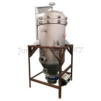 Buy cheap Sus304 Liquid Filter / Vertical Pressure Leaf Filter With Long Life Time product