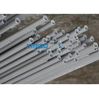 Buy cheap 19.05mm * 1.5mm Duplex Stainless Steel Tube 10 FT / 20 FT Length Corrosion Resistant from Wholesalers