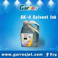 Buy cheap Original Infiniti solvent SK4 ink for digital large format printing machine product