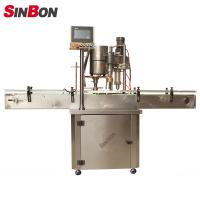 Buy cheap Automatic Vial crimping Machine  semiautomatic cap capping machine product