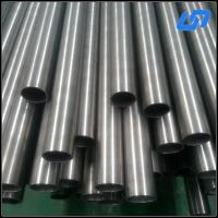 Quality supplier seamless astm b338 gr1 gr2 gr5 titanium tube with low price for sale