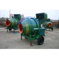 Buy cheap Reversing Drum Building Mixer Machine, Small JZC250 Concrete Batching Mixer For Roads product